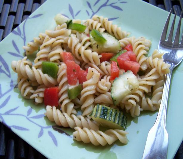 Tiki's Pasta Salad