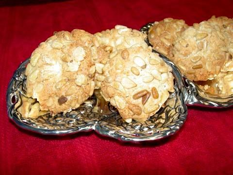 Pignoli Amaretti (pine Nut Cookies)