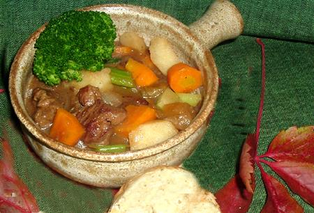 Old Fashioned Beef Stew