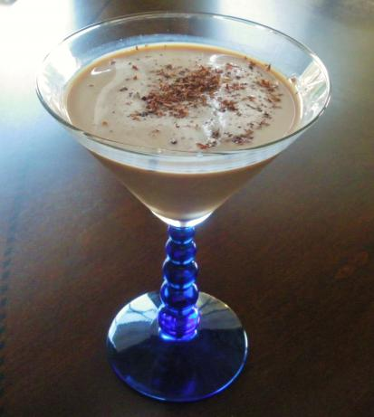 Chocolate Bailey Martini by Bistro Bond Babes