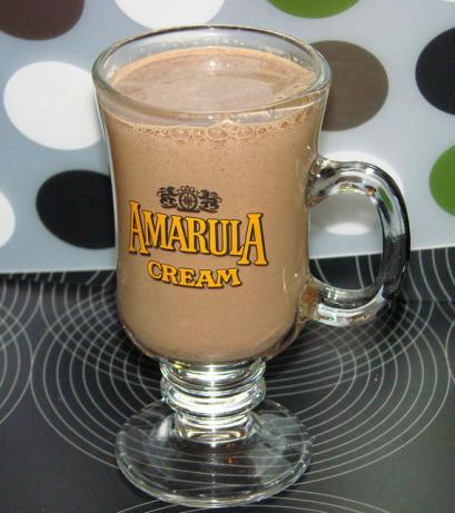 Dark Chocolate Latte