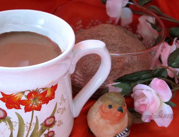 Chocolate Almond Coffee Mix