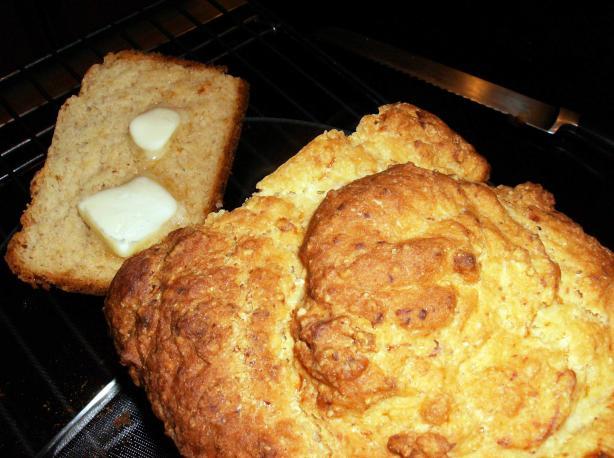 Cheesy Gluten-Free Loaf (Abm)