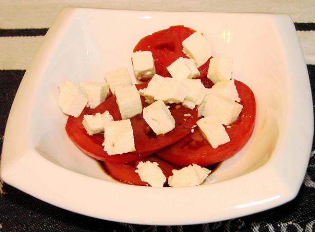 Tomatoes With Feta Cheese - Martha Stewart