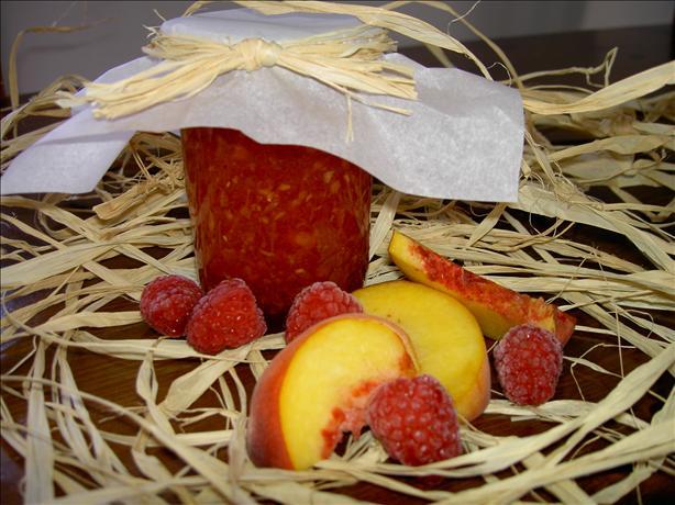 Blushing Peach Jam