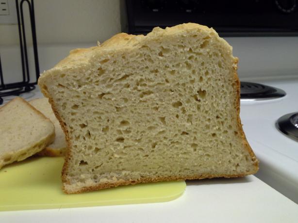 Gluten Free Sandwhich Bread