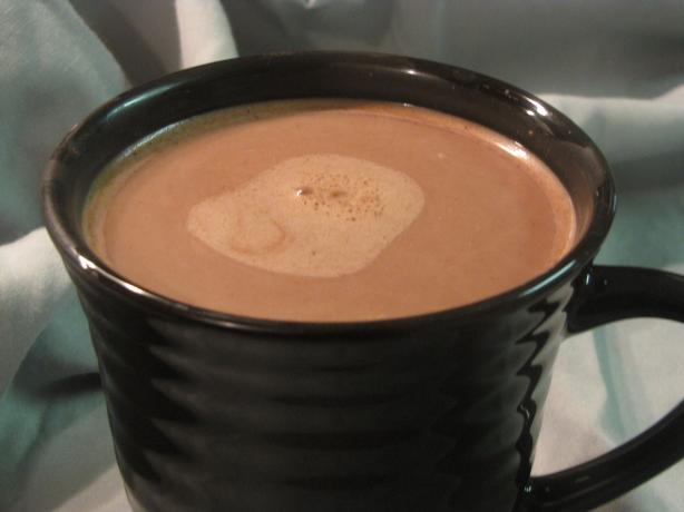 Truly Amazing Creamy Hot Chocolate