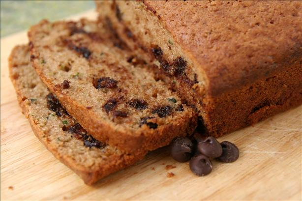Amy's Chocolate Chip Zucchini Bread