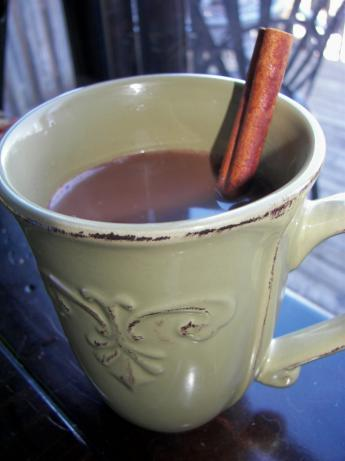 Hot Chocolate Mayan Style