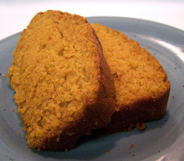 Dawn's Perfectly Pumpkin Bread