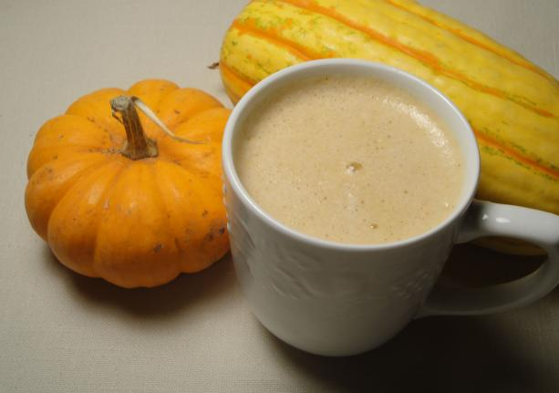 Pick-Me-Up Pumpkin Latte