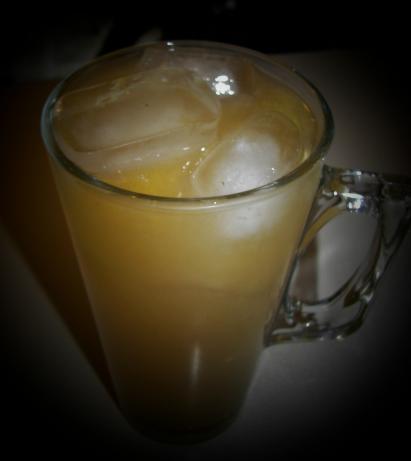 Apricot Tea Delight