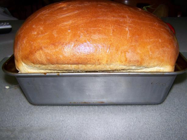 Sweet Sub-style Sandwich Bread