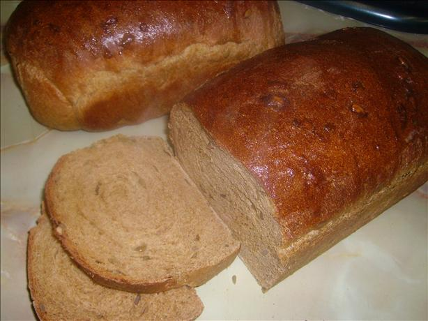 Hearty Wheat Bread (Not Bread Machine)