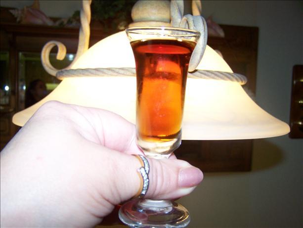 Liquori Casalinghi (Cherry Liqueur)