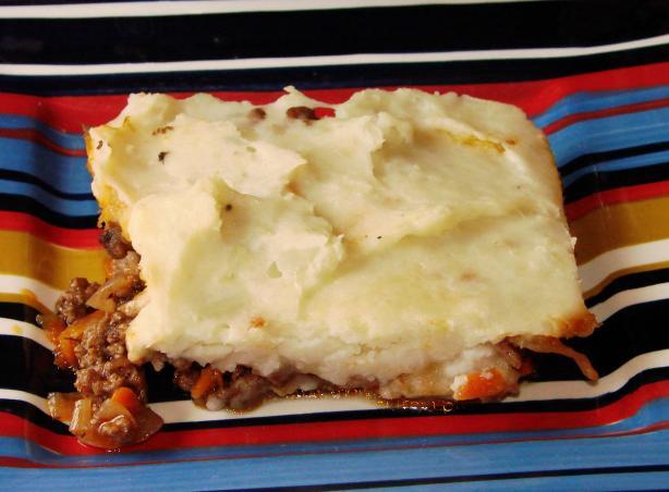 Scrumptious Shepherd's Pie