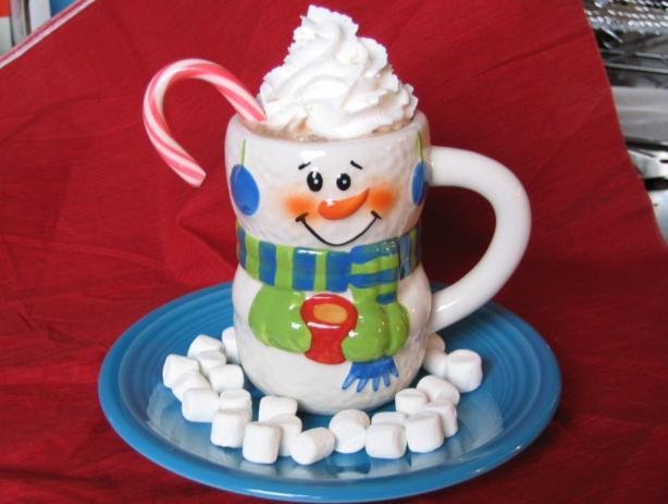 Ww 3 Pt. Big Mug of Mint Hot Chocolate