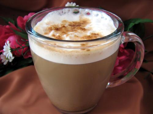 Apple Pie Latte