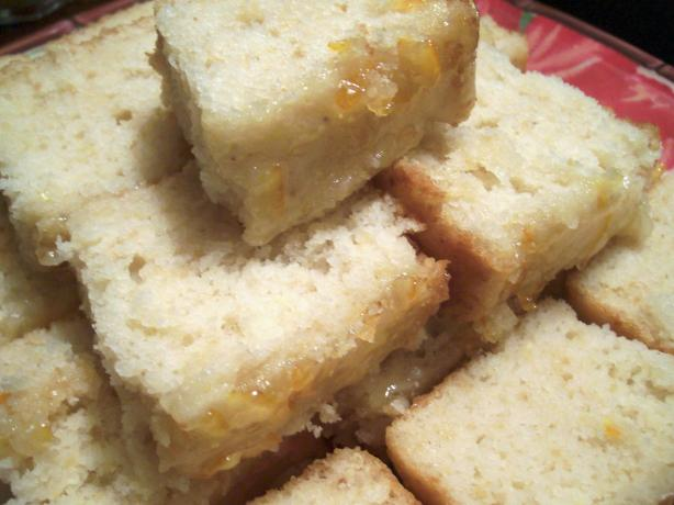 Orange-Lemon Citrus Bread