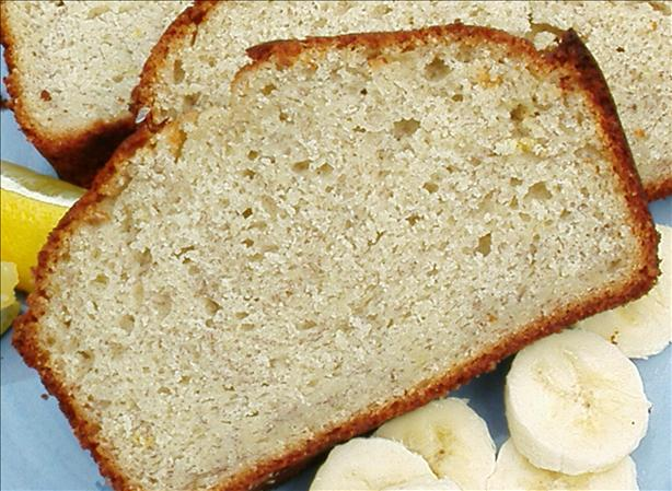 Banana-Lemon Tea Bread