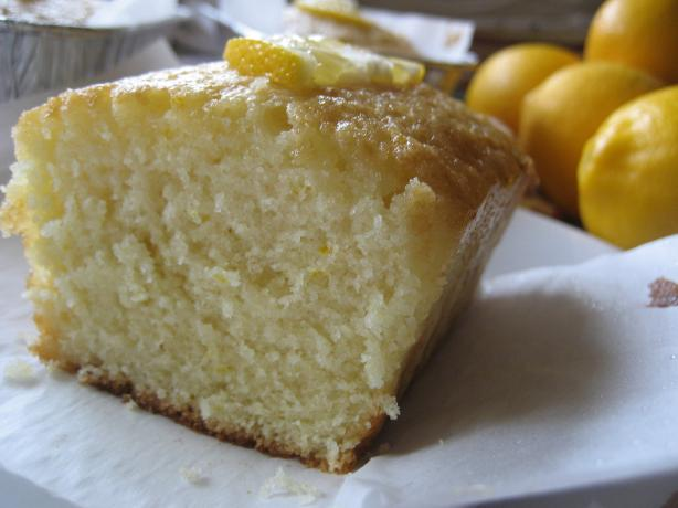 Canadian Lemon Bread