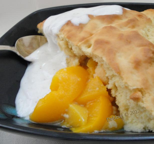 Hampshire Fruit Cobbler