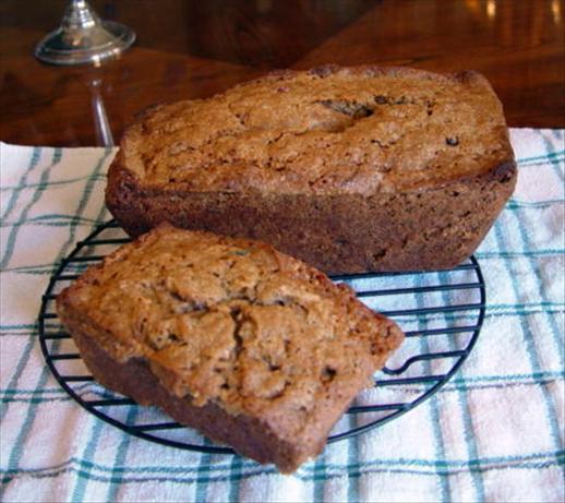Zuke Pecan Bread