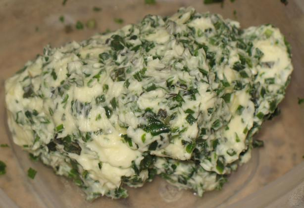 Three-Herb Butter