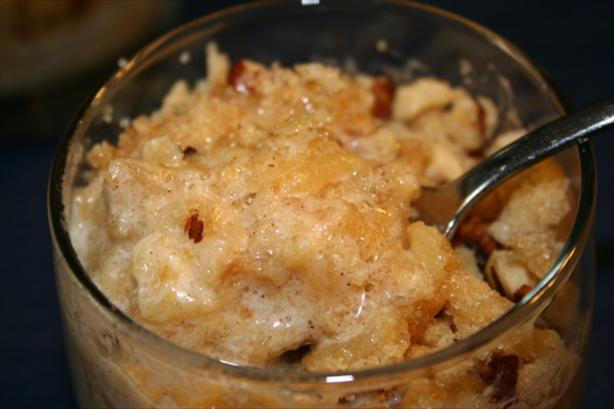 Danish Apple Pudding