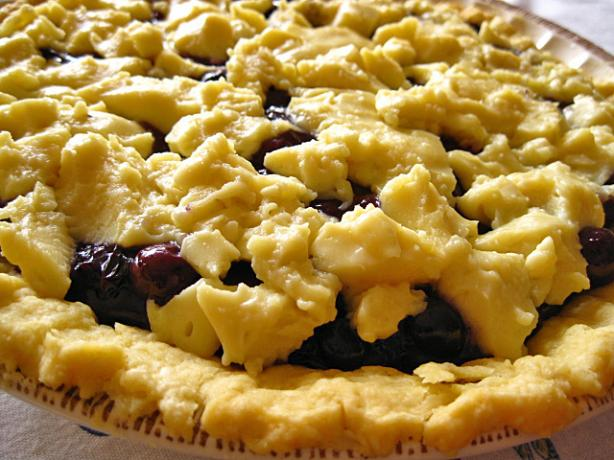 The Only Blueberry Pie Recipe You'll Ever Need