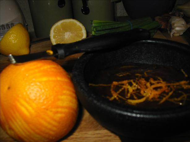 Apricot Dip Sauce