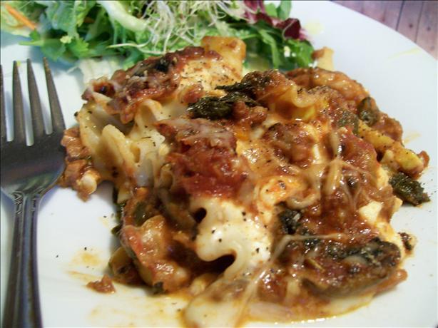 * Rita's Lasagna*