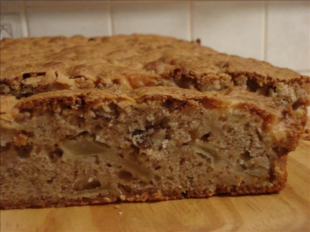 Plug's Apple Hand Cake
