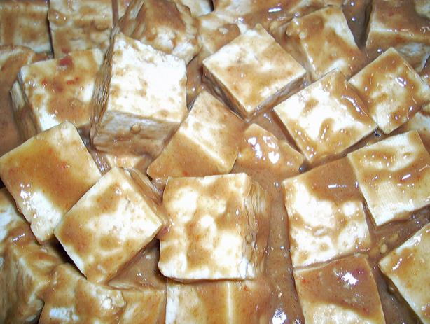 Chef Joey's Easy Tofu Marinade