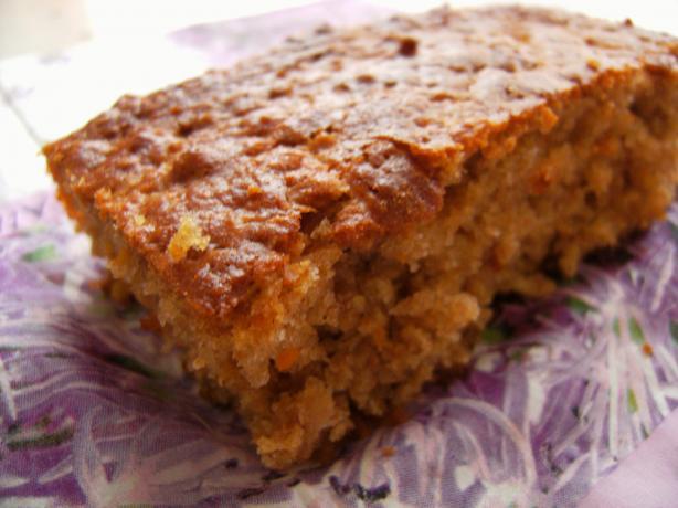 Granola Carrot Bread