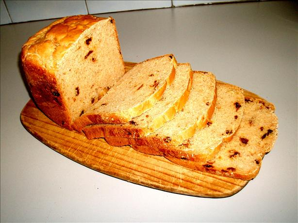 Herb and Onion Loaf With Sun-Dried Tomatoes - Abm