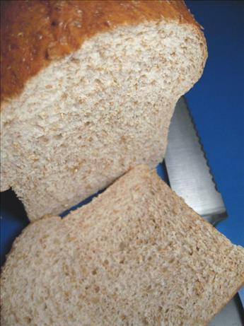 100% Whole Wheat Bread