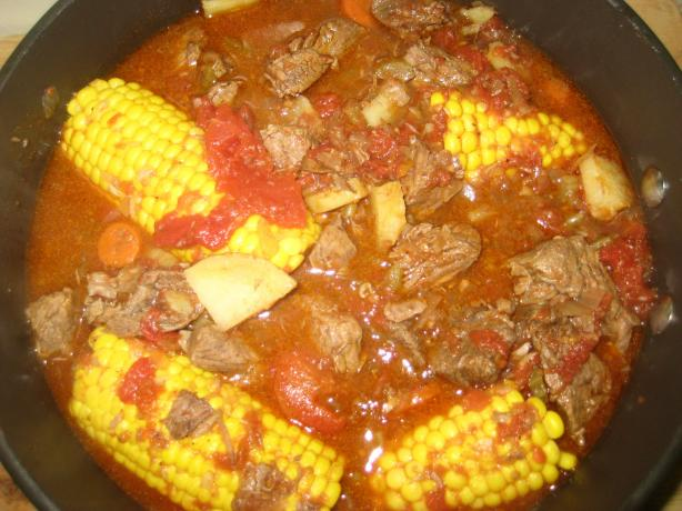Old-Time Beef Stew (Paula Deen)