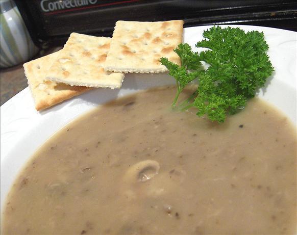Potato-Leek-Mushroom Soup