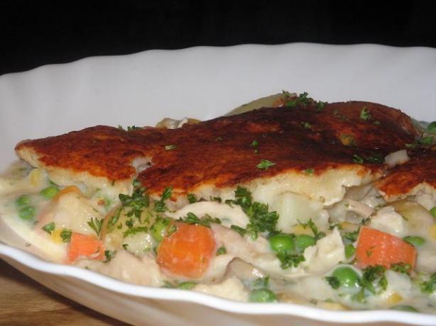 Candace's Chicken Casserole