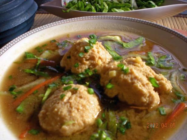 Tsumire - Japanese Nabe Meatballs