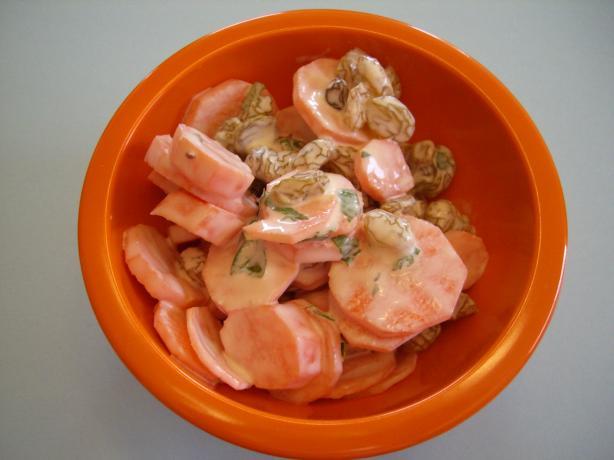 Carrot-Raisin Salad