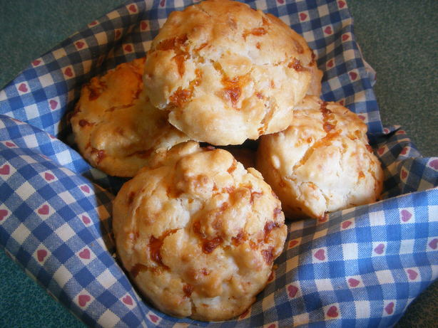Ultimate Cheese Biscuits - Muffins