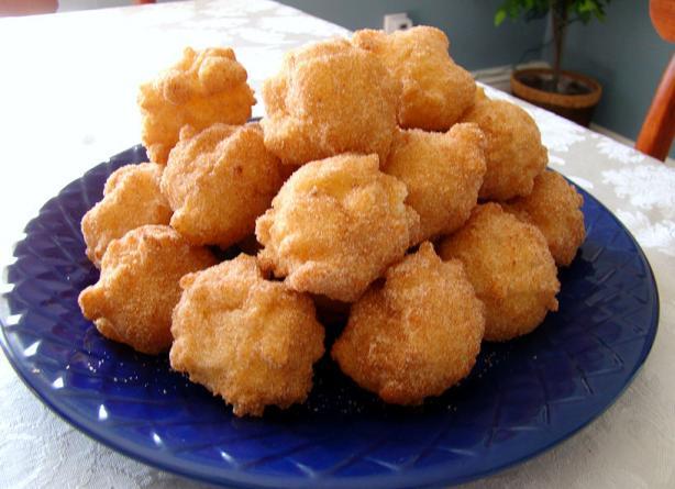 Gluten-Free Doughnut Holes ( Gluten-Free Doughnuts)