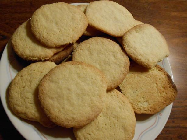 Mrs. Mau's Sugar Cookies