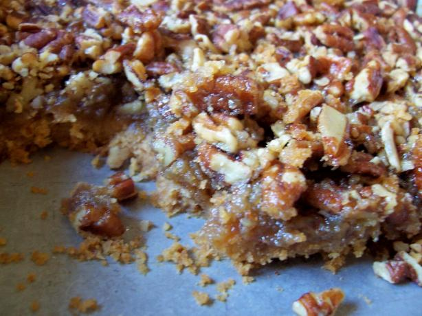 Pecan Bars - America's Test Kitchen