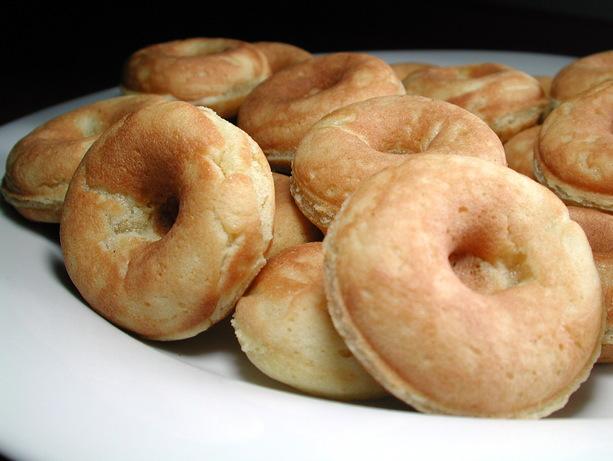 Irene's Doughnuts (For Doughnut Maker)