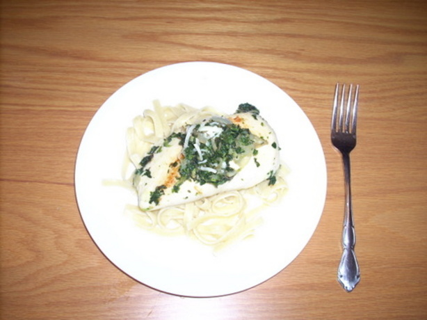 Spinach Chicken Breast