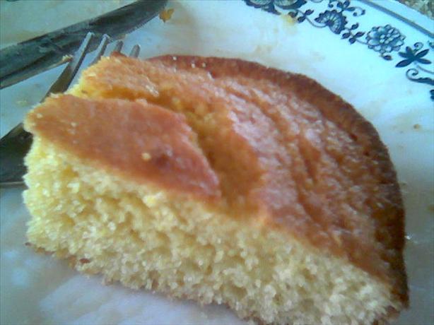 Pa's Old-Fashioned Johnny Cake / Cornbread