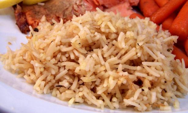 Savory Herb Rice